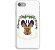 OLIVES AND GRAIN LOPE iPhone Case/Skin