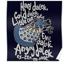 Little Can of Hate (Movie Dalek) Poster