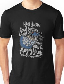 Little Can of Hate (Movie Dalek) Unisex T-Shirt