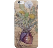 Dandelion Heart iPhone Case/Skin