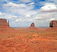 Monument Valley  by Katherine Haluska