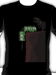 The Lost World: Jurassic Park Cliff Hanger  T-Shirt
