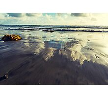 CLOUDS AND SEASCAPE Photographic Print