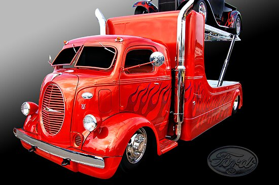 coe rod transporter by Bill Dutting
