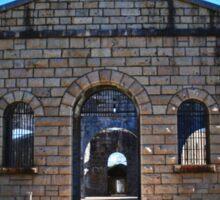 Trial Bay Gaol Sticker