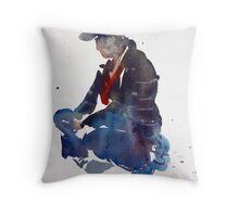 figure Throw Pillow