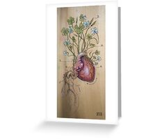 Clover Heart Greeting Card