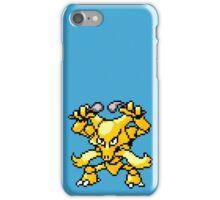 Kadabra - pixel art iPhone Case/Skin