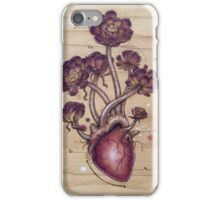 Aeonium Heart iPhone Case/Skin