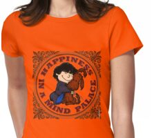 Happiness in a Mind Palace Womens Fitted T-Shirt