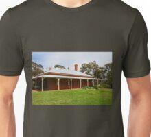 Former Hospital, Hill End Unisex T-Shirt