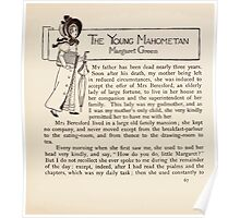 Mrs Leicester's School Charles & Mary Lamb with Minifred Green 18xx 0099 The Young Mahometan Poster