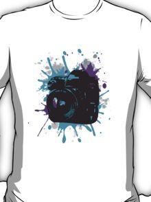 DSLR Splat T-Shirt
