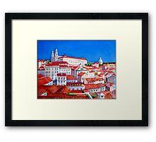 Lisbon 2010 Framed Print