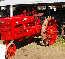 FARMALL ROW CROPPER by boydcarmody