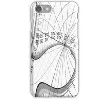 """""""Which way Willie""""  -  flight plan iPhone Case/Skin"""