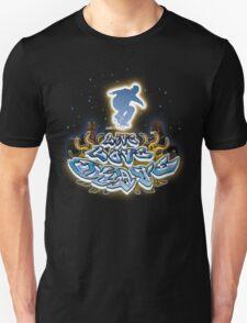 Live, Love, Skate - City Skateboarding  T-Shirt