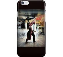 Steampunk  Protector - Good and Brave Warrior iPhone Case/Skin