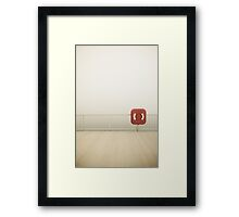 nowhere pt.2 Framed Print
