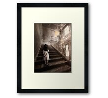 Curiosity and the Unknown Framed Print
