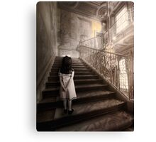 Curiosity and the Unknown Canvas Print