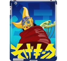 The king of Snipers, Sogeking iPad Case/Skin