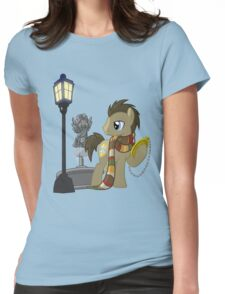The Doctor Womens Fitted T-Shirt