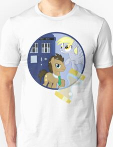 The Doctor and the Assistant  Unisex T-Shirt