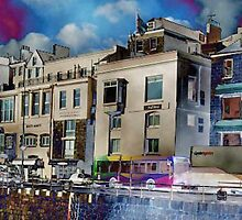 St Peter Port Harbour, Guernsey by sarnia2