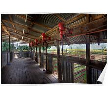 Shearing Shed-0851-3 Poster