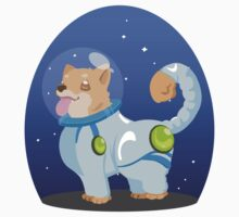 Space Corgi Kids Clothes