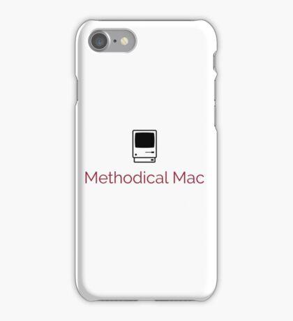 Methodical Mac Swag iPhone Case/Skin