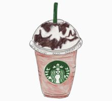 Starbucks choco frapp by Nutellalover15