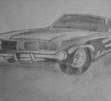 Vintage car by akshaychugh