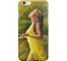La Trinidad Lady iPhone Case/Skin
