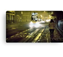 Mean Streets Canvas Print