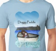 Doggy Paddle Unisex T-Shirt