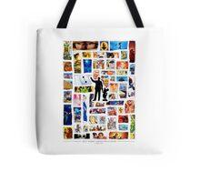 Walt Disney Animation Studios Tote Bag