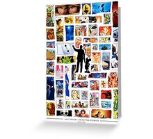 Walt Disney Animation Studios Greeting Card