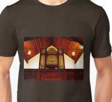 Church Organ Unisex T-Shirt