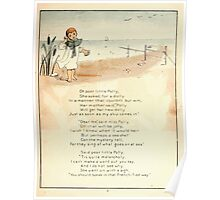 The Glad Year Round for Boys and Girls by Almira George Plympton and Kate Greenaway 1882 0011 Poor Little Polly Poster