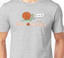 Snail - Shell Shocked Unisex T-Shirt