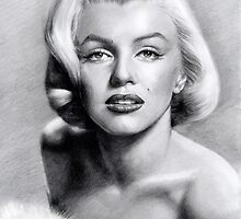 Marilyn  by Martin Lynch-Smith