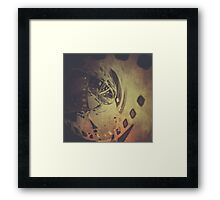 Films Framed Print
