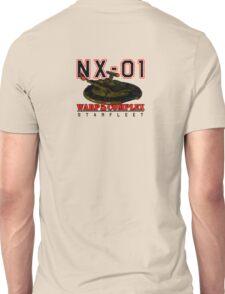 Warp 5 Complex NX-01 Full Back Unisex T-Shirt