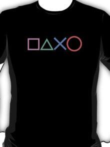 Playstation Buttons T-Shirt