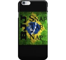 Brazilian jiu-jitsu  iPhone Case/Skin