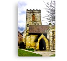 Holy Trinity Church - Goodramgate,York Metal Print