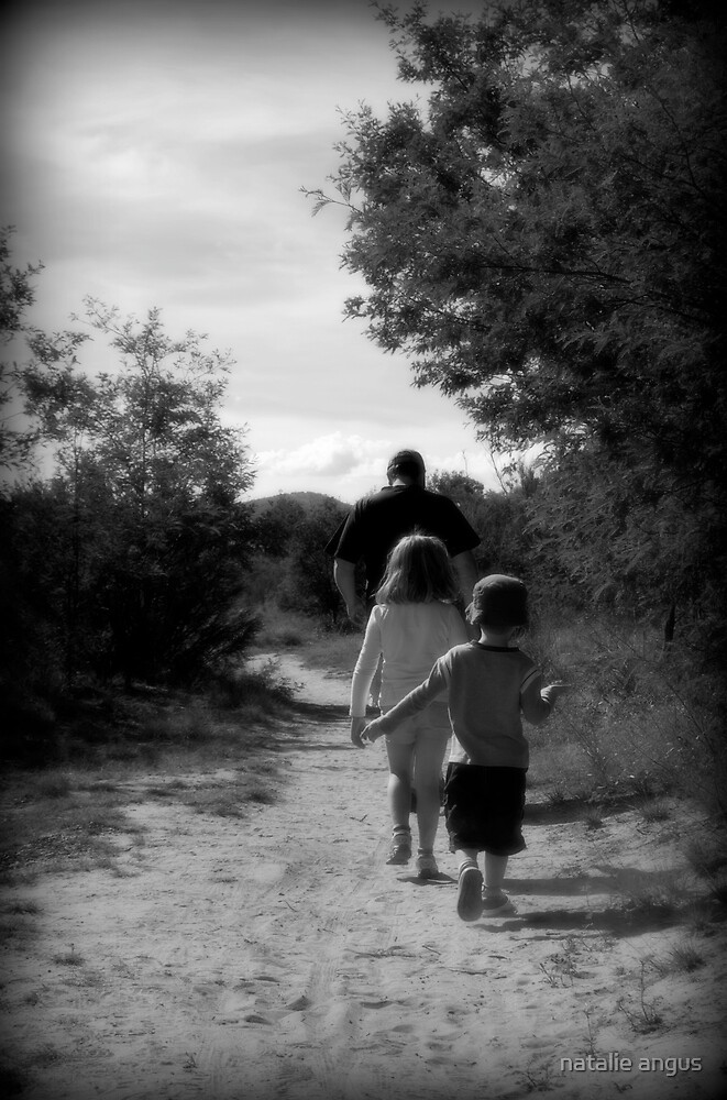 let's go for a walk by natalie angus