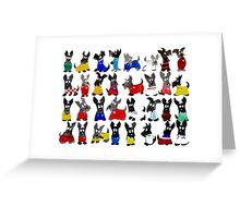 Scottie Dogs 'Scottie Soccer' Greeting Card